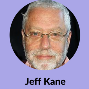 Jeff Kane website ready
